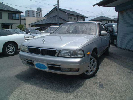 Фото Nissan Laurel (E-HC35/E-GC35)